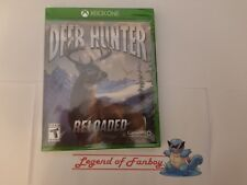 * New *  Deer Hunter: Reloaded - Microsoft Xbox One  * Sealed *