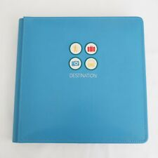 Creative Memories Destination Travel 12x12 Quick Kit Album Pages Stickers BNIP