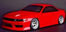 1/10 RC Car Drift Body Shell NISSAN SKYLINE S14 ODYVIA  200MM w/ Light Buckets