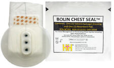 H&H Medical Bolin Chest Seal Sterile Occlusive Direct Wound Dressing First Aid