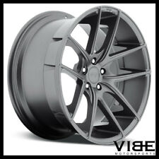"19"" NICHE TARGA ANTHRACITE CONCAVE WHEELS RIMS FITS INFINTI G35 SEDAN"