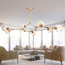 Modern Ceiling Light Kitchen Chandelier Lighting Glass Lamp Home Pendant Light