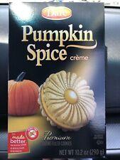 Dare Pumpkin Spice Creme Cookies 10.2 oz