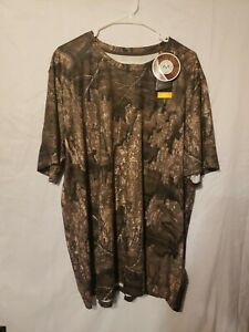 Under Armour UA Early Season Kit Iso-Chill Realtree Camo Mens  Shirt Size 3XL