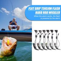 LED Illuminated Outdoor Fishing Hanger for Bite Alarm Carp Fishing Tackle Tool
