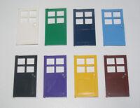 Lego ® Porte de Maison 1X4X6 Door Home Choose Color ref 60623 NEW