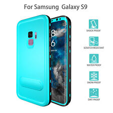 For Samsung Galaxy S9 Plus Waterproof Case Mobile phone screen protector diving