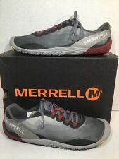 Merrell Womens Size 9 Vapor Glove 4 Charcoal Minimalist Sneakers Shoes ZB-8