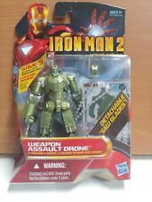 Iron Man 2 #16 Weapon Assault Drone Marvel Universe MCU 3.75 New