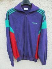 Veste ADIDAS CHALLENGER vintage violet prototype RARE jacket jacke giacca 186 XL