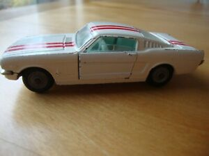 Corgi Toys #325 Ford Mustang 2+2 Fastback Competition- Original Condition
