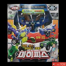 Hello Carbot Maha Mach Peace Mahapeace Transformer Robot Buggy Hummer Car Toy