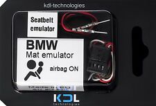 Bypass For BMW E90 E91 E60 E61 E63 E65 Seat Occupancy Sensor Mat Emulator