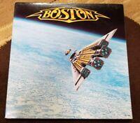 "Vintage 1986 Boston ""Third Stage"" LP - MCA Records (6188) NM"