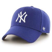 47 BRAND NEW NY Yankees MVP Cap Dark Royal BNWT