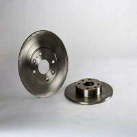 Brembo 08.6857.10 Rear Disc Brake Rotor 12 Month 12,000 Mile Warranty