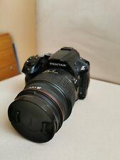 PENTAX K-30 DIGITALKAMERA MIT SIGMA 18-200mm, sehr guter Zustand