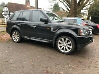 Land Rover Range Rover Sport 3.6 TDV8 HSE 5dr Auto Potential Gearbox Issue!