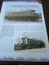 Chronik der Eisenbahn 2: 1936 Versuch Höllentalbahn 50 Hz E Loks