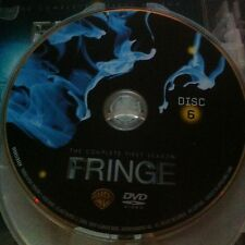 Fringe Season 1 Disc 6 Replacement Disc  DVD ONLY