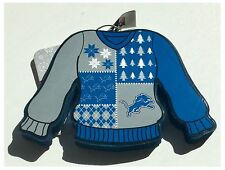 Detroit Lions NFL American Football Christmas Tree Sweater Jumper Decoration