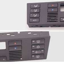A/C Control Panel Replacement Buttons for BMW E39 E53 X5 64116915812