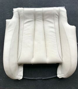 BMW 6 SERIES F06 F12 F13 FRONT LEFT SEAT COVER LEATHER 7273589