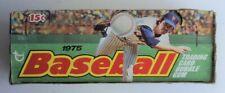 1975 Topps MINI Baseball DISPLAY Box - FLASH SALE