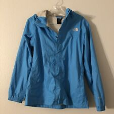 The North Face Blue Hyvent Windbreaker Jacket Girl's XL (18)