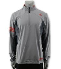 adidas Golf Mens ClimaProof Windstopper Zip Neck Jacket - M