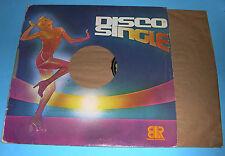 """Younger Generation - We Rap More Mellow 12"""" Original USA 1979 (Brass BRDS 2504)."""
