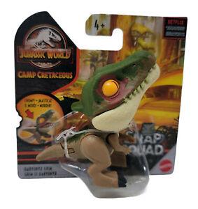 Jurassic World Snap Squad Baryonyx Grim Camp Cretaceous