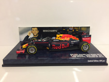 1 43 MINICHAMPS Red Bull Racing Rb12 GP Russia Ricciardo 2016