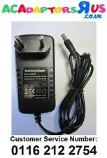Replacement EU 12V AC Adaptor Power Supply for Creative I-Trigue 2300 Speakers
