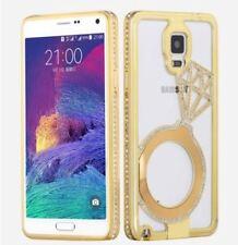 Étuis, housses et coques Samsung Galaxy Note 4 en métal pour téléphone mobile et assistant personnel (PDA) Samsung