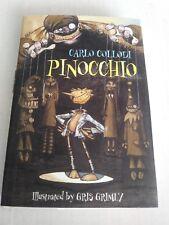 PINOCCHIO By Carlo Collodi - Hardcover *Excellent Condition*