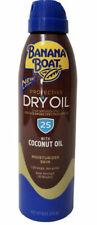 Banana Boat Protective  Dry Oil Clear UltraMist Spray SPF 25 Expires 08/2021