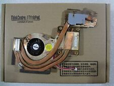 NEW/Orig for Lenovo Thinkpad T61 T61P Cooling Fan  with Heats 42W2820 42W2028