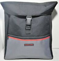 BIRIA Single Bicycle Pannier Bag for Cargo Grocery Commuting School Work & More!