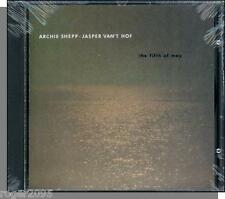 Archie Shepp with Jasper Van't Hof - The Fifth of May - New 1987 Jazz CD!