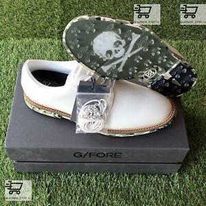 2021 G/Fore FORE G4 Camo Gallivanter Golf Sneaker Shoe ⛳️ US 11 ⛳️ Green Skull
