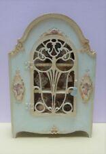 Beautiful 1:12 Scale Miniature Blue Cabinet