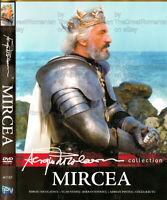 Romanian Movie Classic Film MIRCEA English French Subtitles USA Canada NEW DVD