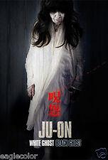 Ju-on: White Ghost/Ju-on: Black Ghost (DVD, 2011)