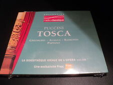 "CD DIGIPACK NEUF ""TOSCA - PUCCINI"" Collection Radio Classique Vol. 20"