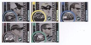2006 Eclipse SKIDMARKS HOLOFOIL #SM10 Rusty Wallace BV$12! #052/250! SCARCE!