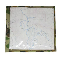 Map Case - Laminated Auscam available in Size M, L & XL