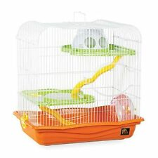 Prevue Pet 3 Level Hamster,Gerbil,Mice,Mouse,Rodent Play Habitat Haven Cage NEW