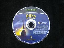 JEU XBOX : BILBO LE HOBBIT Le prélude du SEIGNEUR DES ANNEAUX (loose, suivi)