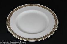 Royal Worcester GOLDEN ANNIVERSARY Salad Plate Excellent
